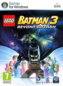 LEGO Batman 3 Beyond Gotham PROPER-RELOADED