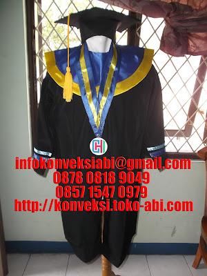 Tempat Pembuatan Toga Wisuda Murah di Jakarta Barat: Glodok, Keagungan, Krukut, Mangga Besar, Maphar, Pinangsia, Taman Sari, Tangki