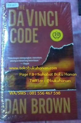 novel Da Vinci Code : Dan Brown