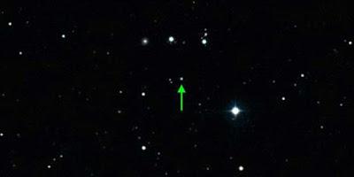Astronom Benua Eropa Temukan Bintang Terlarang