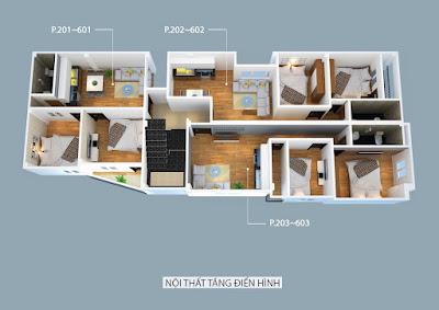 Bảng giá cập nhật căn hộ chung cư Nhật Tảo 7 Hanoiland