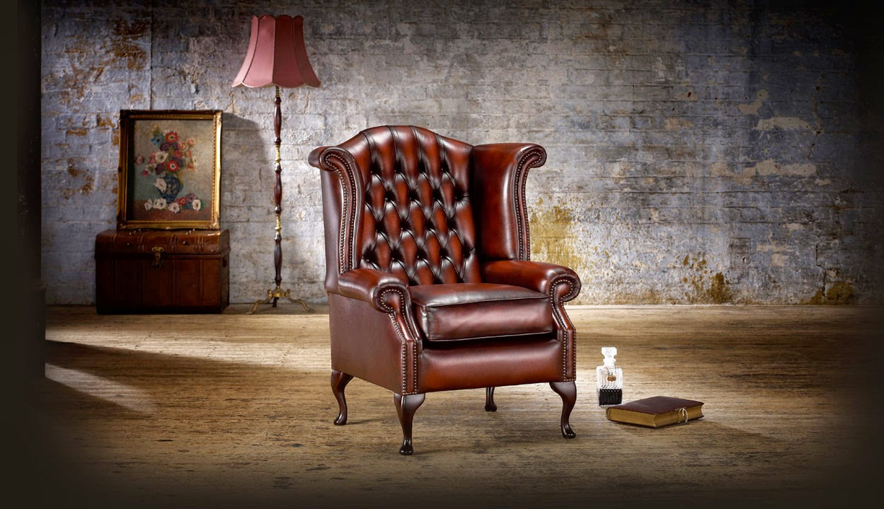 Divani inglesi tessuto: divano marrone chiaro divani pelle scuro ...