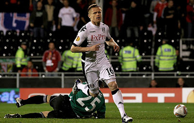 Fulham 4 - 1 Wisla Krakow (2)