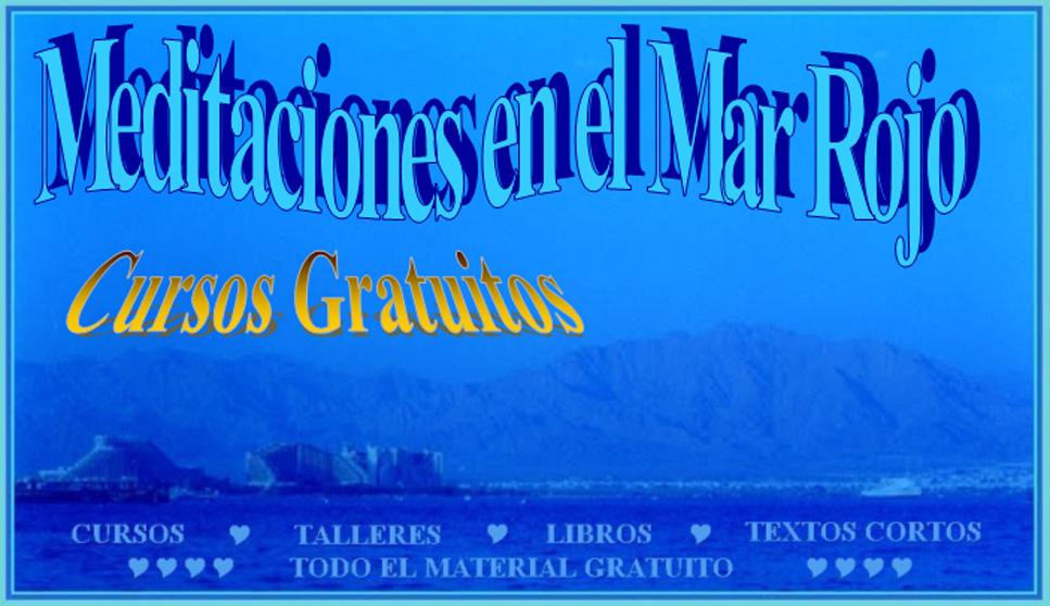 MEDITACIONES EN EL MAR ROJO - Cursos Gratuitos