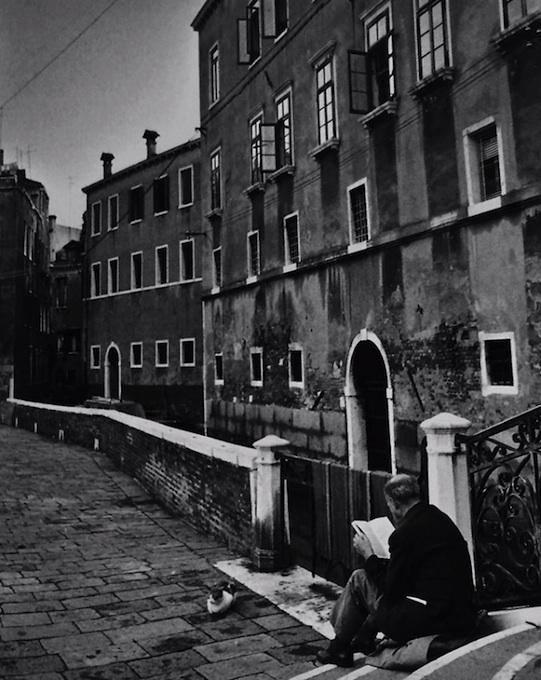 Kertész. Venecia, 1963