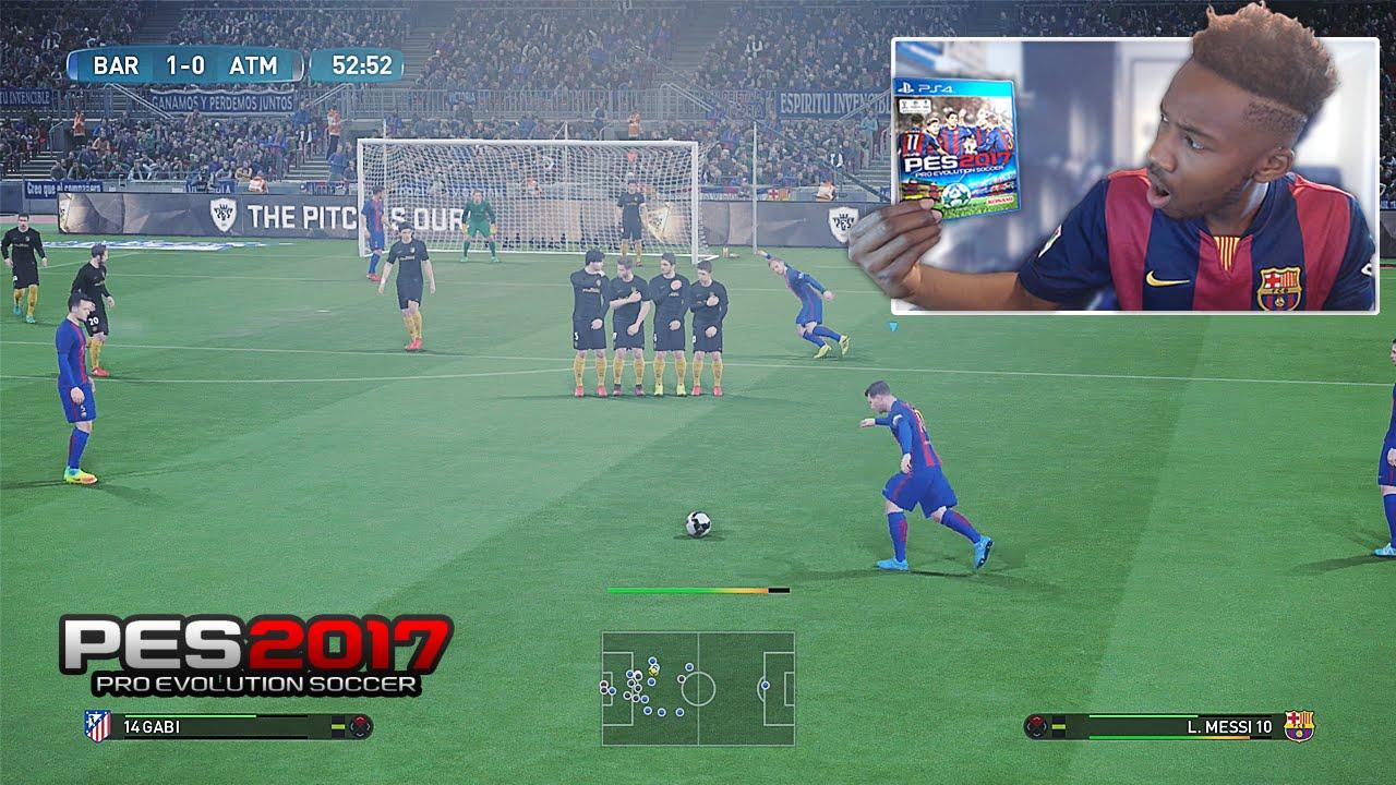 Pro Evolution Soccer Android Скачать