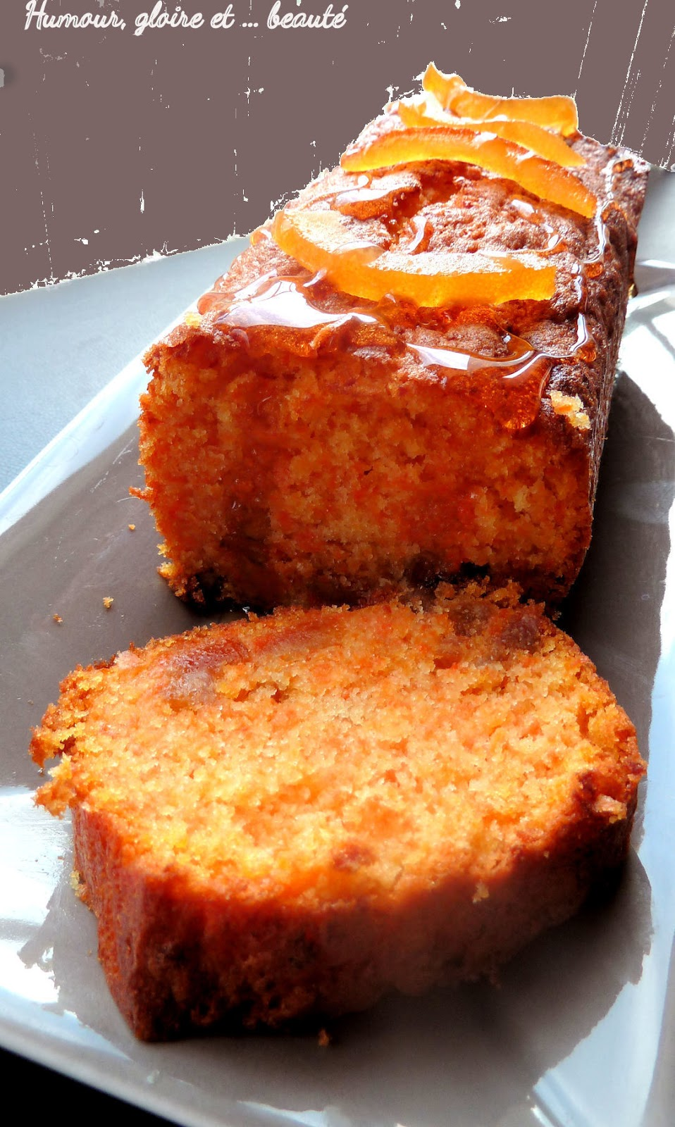 Origine Du Carrot Cake