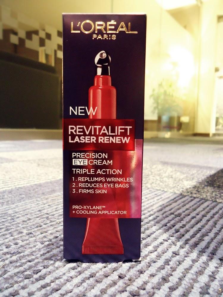 L'Oreal Revitalift Laser Renew Eye Cream