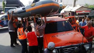 CITISFM-Korban Tabrakan Mobil SAR