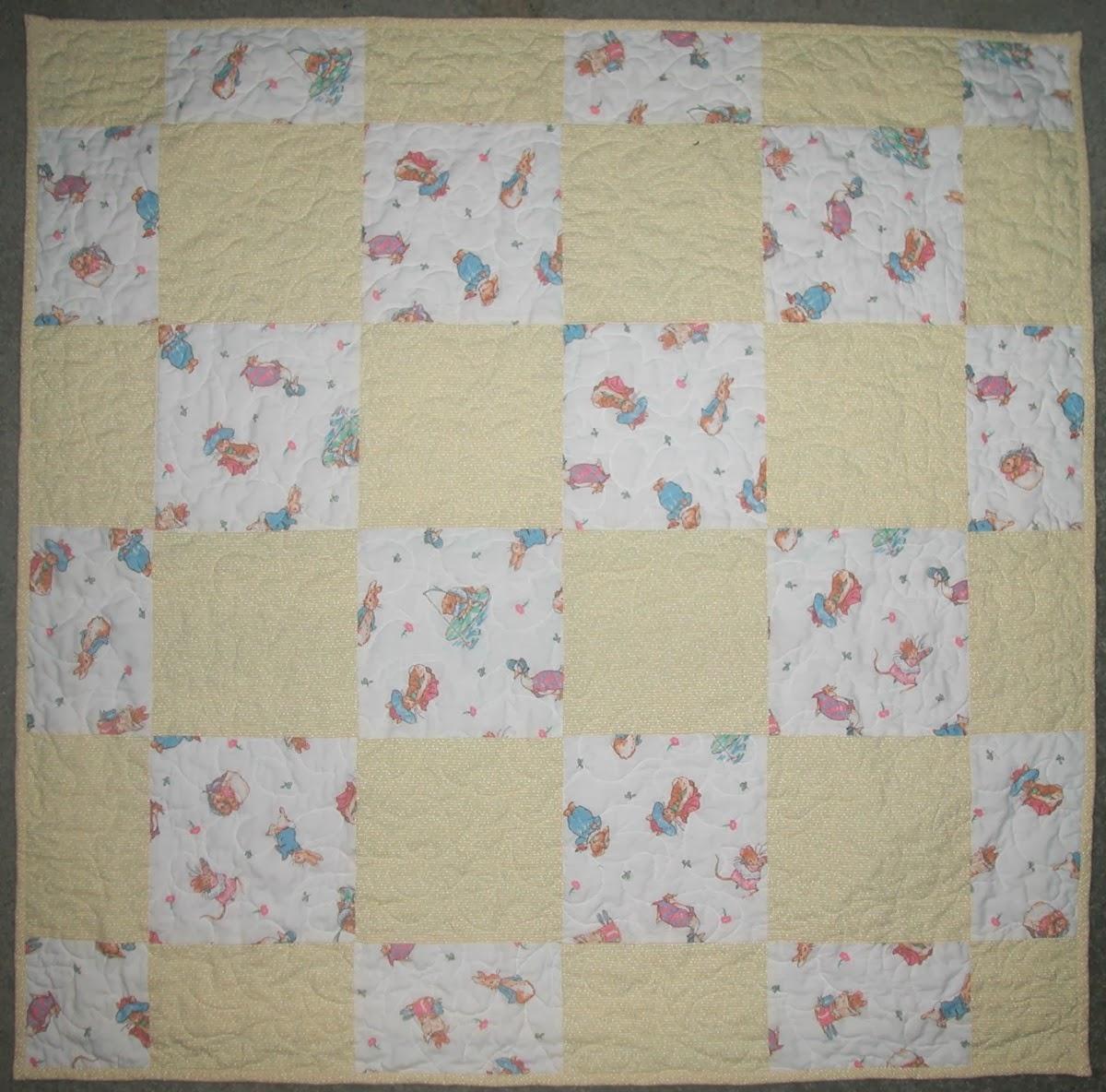 MaDan's Quilting: Peter Rabbit Baby Quilt : peter rabbit baby quilt - Adamdwight.com