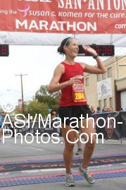2010 San Antonio Marathon