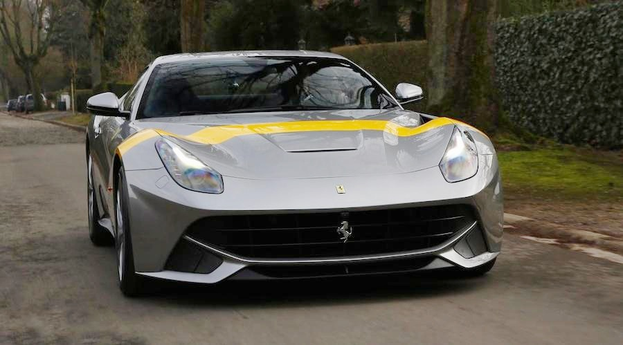 フェラーリが特別モデルの「F12ベルリネッタ・ツール・ド・フランス64」を発表