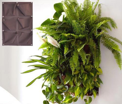 Indoor Wall Planters  Home Decorating IdeasBathroom Interior Design