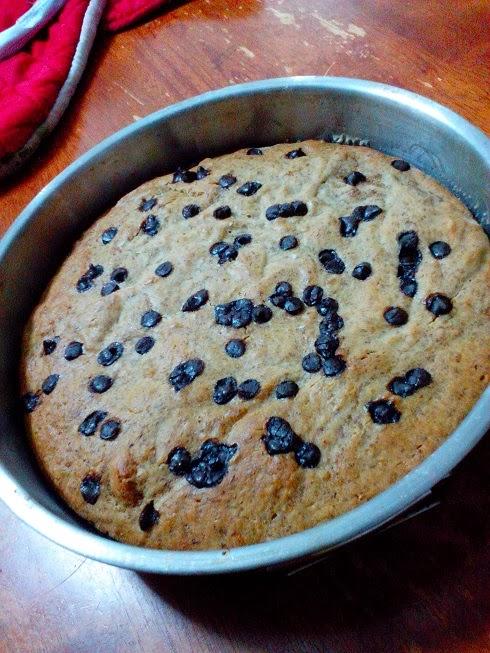Resepi Cake Pisang