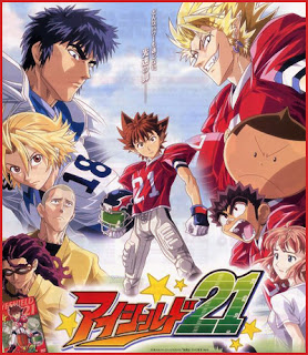 Imagenes de Eyeshield 21