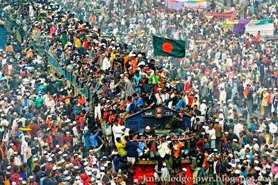 Bishwa Ijtema Perkumpulan Muslim Terbesar Kedua Setelah Haji