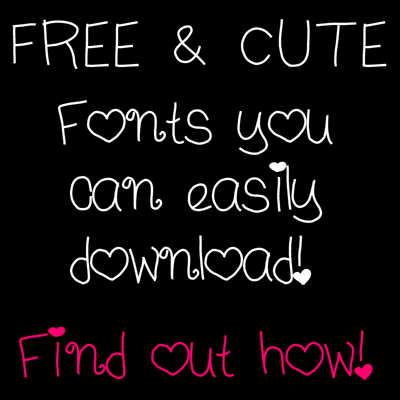 cute writing fonts Pop rum cute pop rum cute (ポプらむキュート) is a rounded, cute but slightly hard to read free japanese font that you can download the design point of this font.