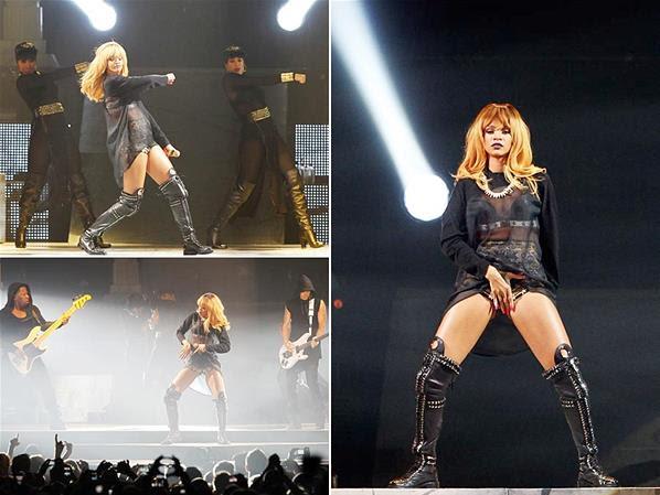 From Lana to Rihanna