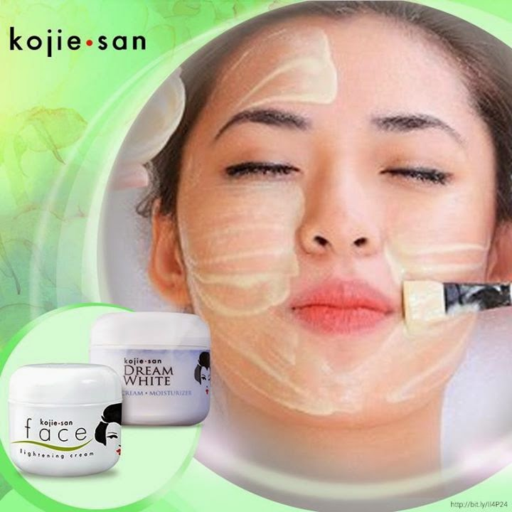 Kojic Acid Skin Whitening Cream In Pakistan By Kojie San
