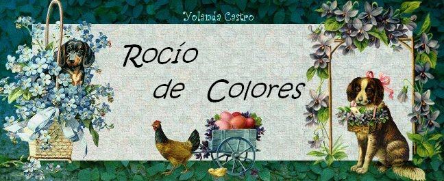 ROCIO  DE COLORES