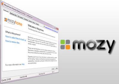Mozy Online Backup Service