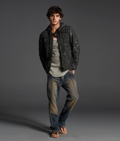 I had been looking at armani exchange student for years