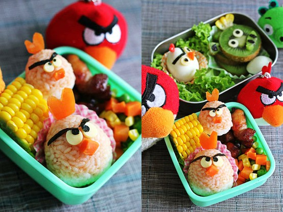 Sweetaprils: It's lunch time! {Lunch ideas for kids}