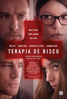 Pôster nacional e crítica de TERAPIA DE RISCO (Side Effects)
