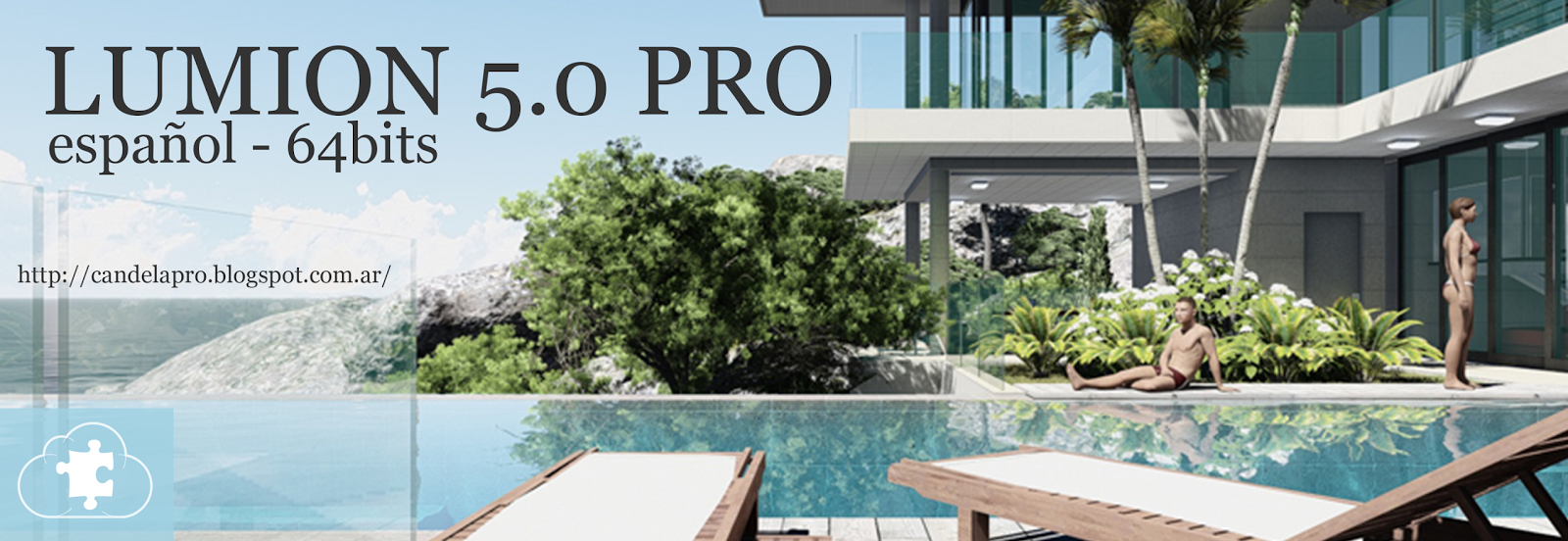 LUMION 5 PRO - español - 64bits