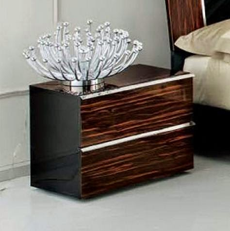 contemporary night stand designs