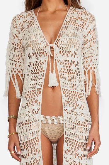 plaj dantel kıyafetleri
