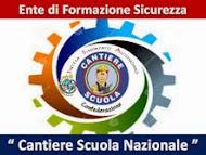 Ente di Formazione per la Sicurezza - Cantiere Scuola Nazionale