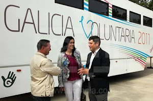 VISITA TRAILER VOLUNTARIADO