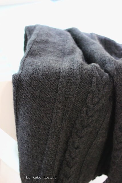 Strickstoff für eine Moderne puristische Jacke aus Walkstoff, selbst genäht, bei kebo homing, dem Südtiroler Lifestyleblog für kreativ am Dienstag, DIY und Inspiration, Styling und Fotografie