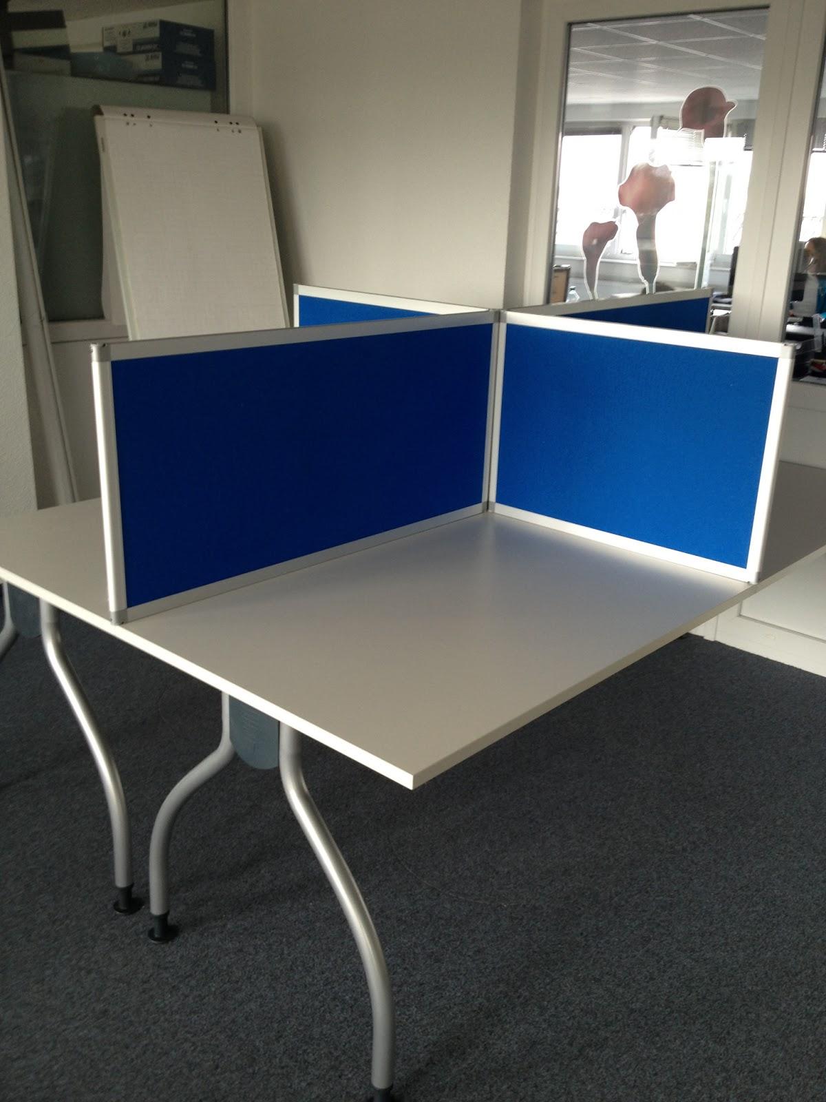 Colour up your office !: Mobile Glaswand Glasschiebewand im Büro und ...