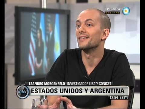 Leandro Morgenfeld