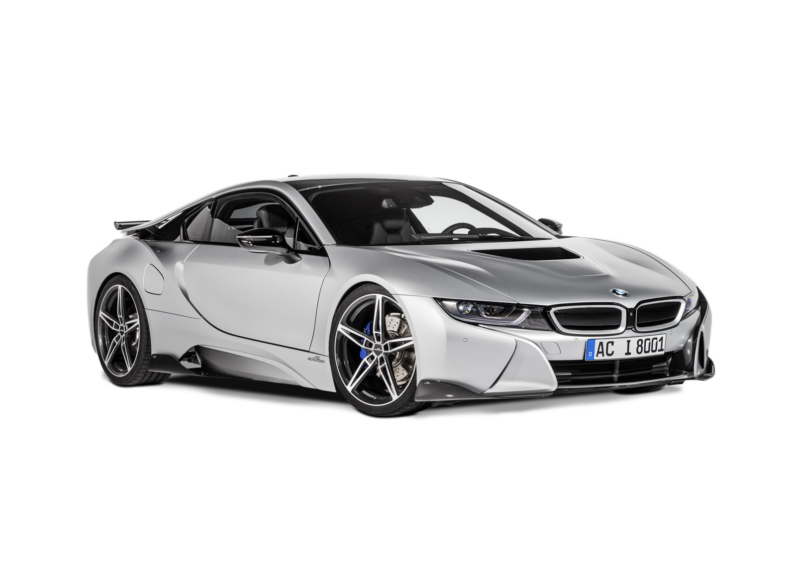 Here S What Ac Schnitzer Proposes For The Bmw I8 W Video