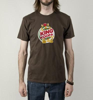 King Koopa Shirt