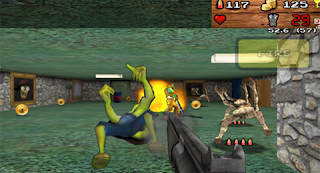 juego 3D Zombienstein