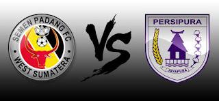 Preview Semen Padang FC vs Persipura Jayapura