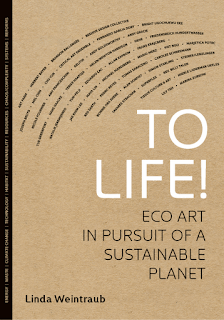 "Nicole Fournier in the publication ""To Life! Eco Art in Pursuit of a Sustainable Planet"""