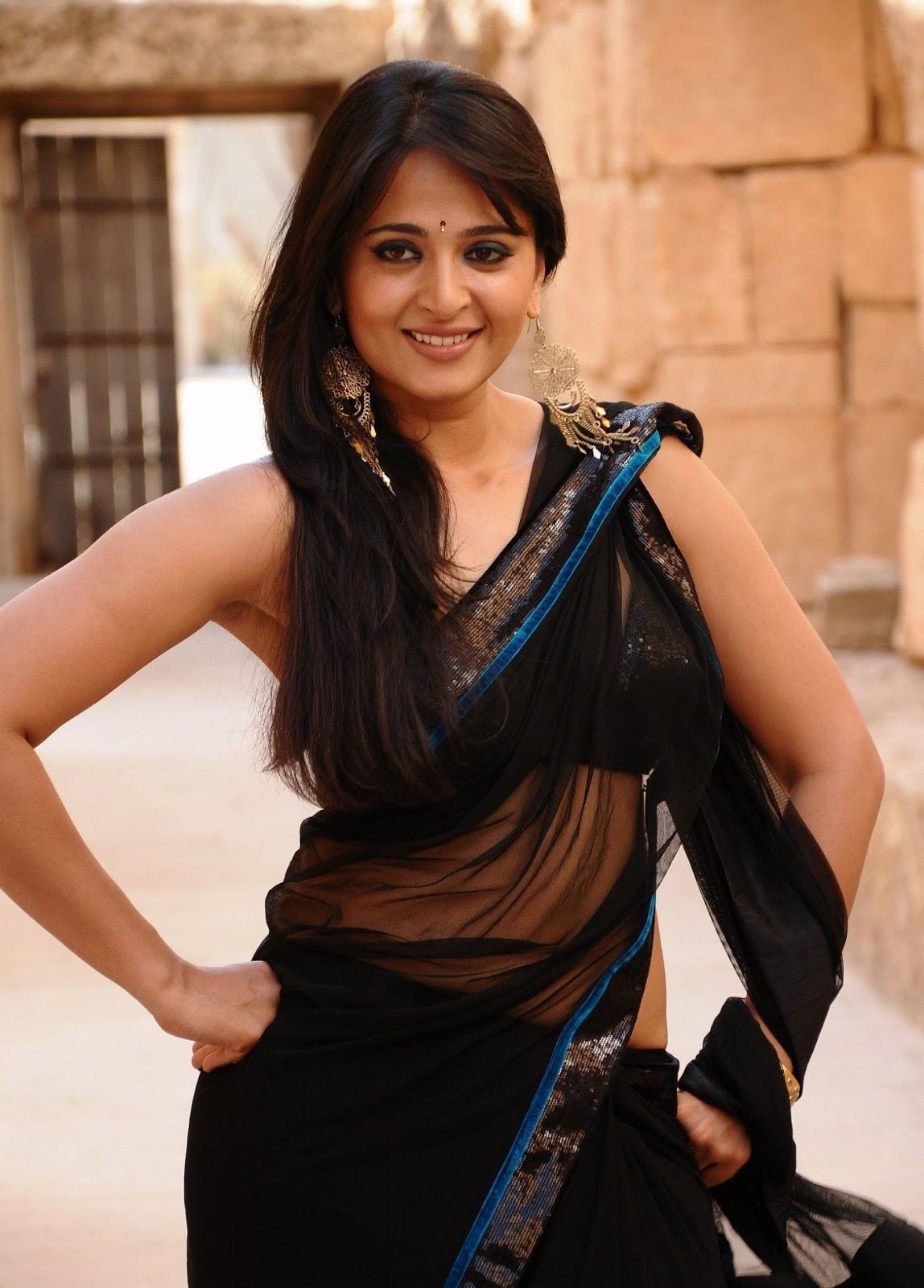 Star Fashion Galleries: Anushka Shetty is the hottest