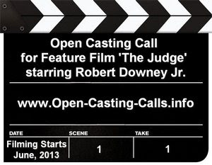 The Judge Open Casting Calls