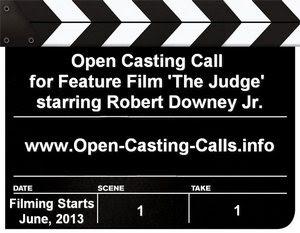 The Judge Open Casting Calls