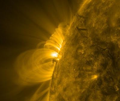 Manchas solares 1429, 29 de Marzo de 2012