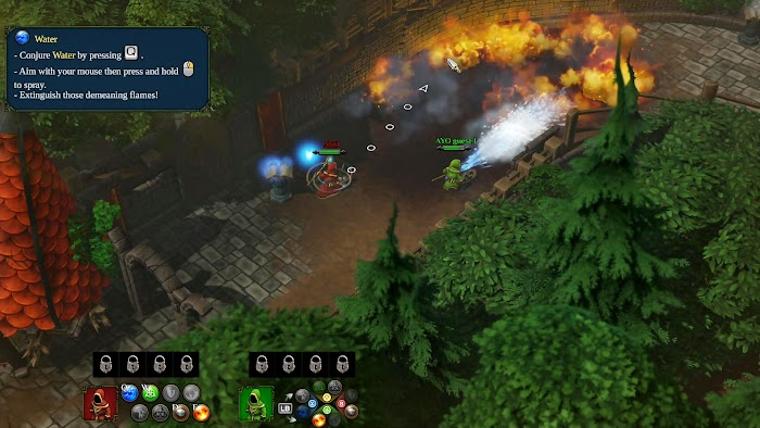 Magicka 2 (魔能2) 操作戰鬥等試玩心得