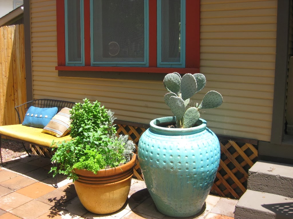 Welcome to Our Casita - Hope You Can Sit a Minute and Enjoy the Scent of  Herbs and Native Plants!