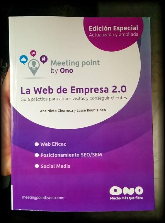 La web de empresa 2.0 - Meetingpoint Ono