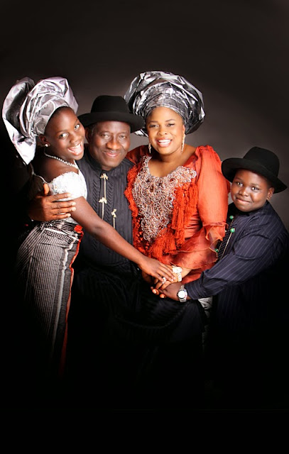 How President Goodluck Jonathan proposed to his wife, Patience Jonathan