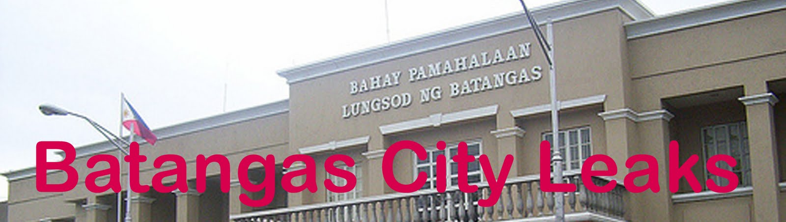 Batangas City Leaks (May Tulo)